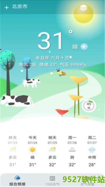 燕子天气截图3