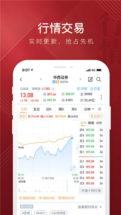 华彩人生app截图1