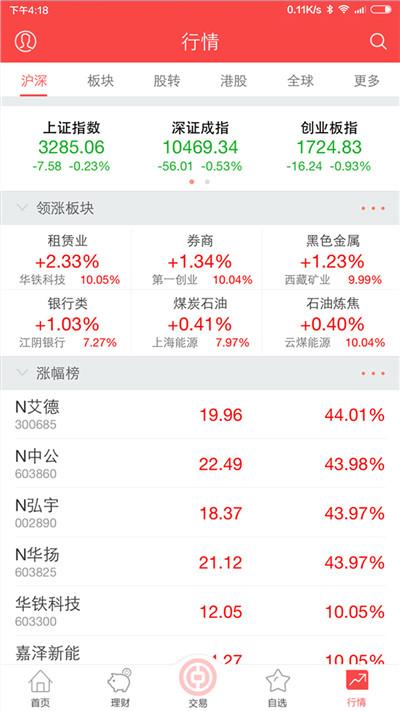 中银证券app截图1