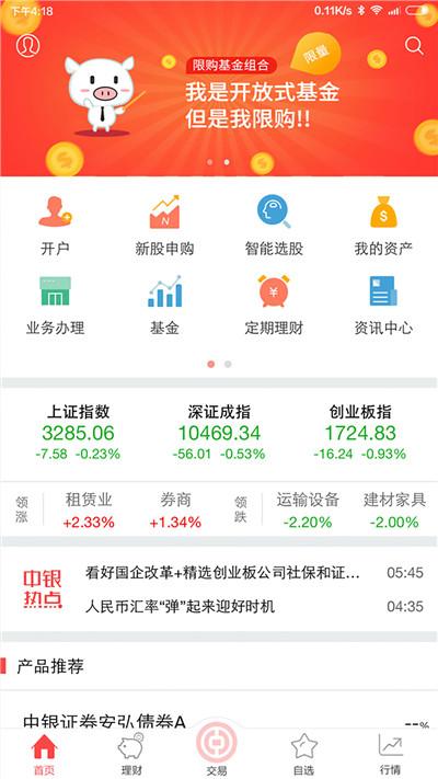 中银证券app截图3