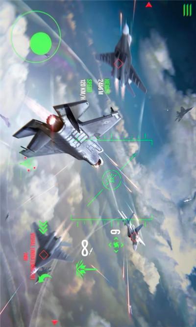 强袭战机-真实战机模拟器截图1