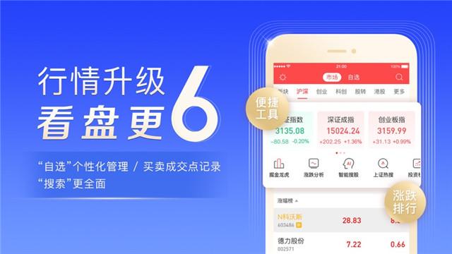 上海证券指e通截图2
