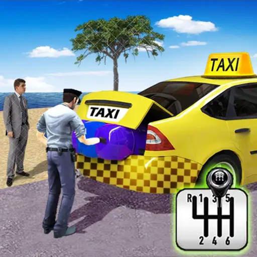出租车世界-城市驾驶模拟
